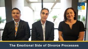 The Emotional Side of Divorce Processes