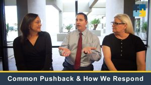 Common Pushback & How We Respond