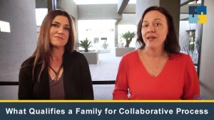 What Qualifies a Family for Collaborative Process