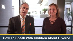 How To Speak With Children About Divorce