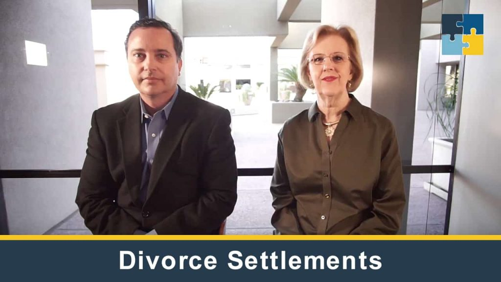 Divorce Settlements