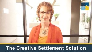The Creative Settlement Solution