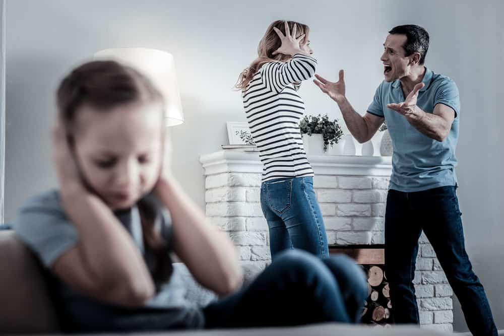Surviving marital strife during divorce