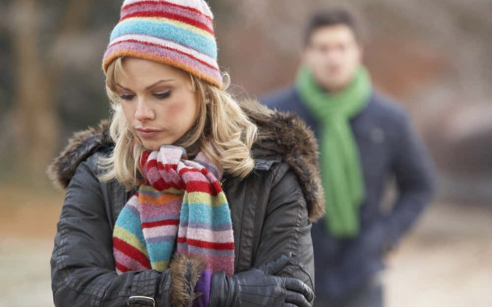 Should you separate from your spouse before Christmas?