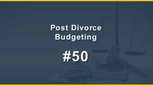 Post Divorce Budgeting