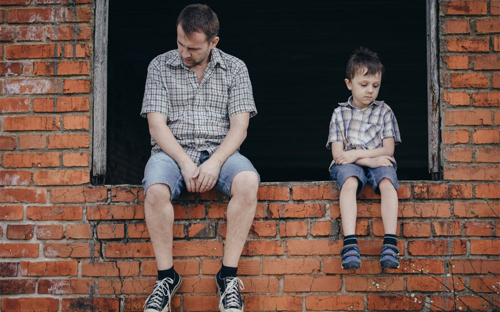 How Does A Divorce Work with A Child?