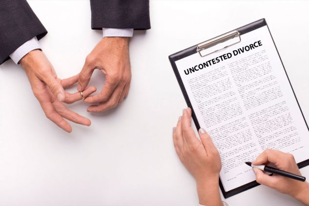 Image result for Pros And Cons Of An Uncontested Divorce