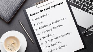 8 Reasons for Legal Separation